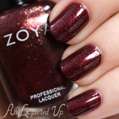 Zoya India from Fall 2014 Ignite collection via @alllacqueredup