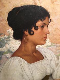 Parda, Muse, Caravaggio, Mona Lisa, Hairstyle, Artwork, Passion, Painting, Italy
