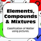 Classification of Matter: Elements Compounds and Mixtures