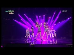 Girls' Generation 소녀시대_Comeback Stage 'Check'_KBS MUSIC BANK_2015.07.10 - YouTube