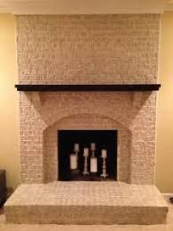 Image result for paint inside fireplace