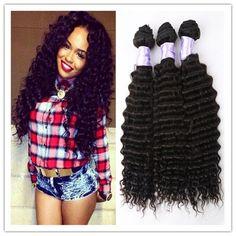 Cheap Hair Weft Brazilian Deep Wave Hair Weave Bundles 8 348a Unprocessed Brazilian Virgin Hair Deep Curly Wavy Hair Extensions Remy Weave Remy Hair Weaves From Noblevirginhair, $2.04| Dhgate.Com