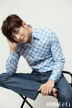 More Of Ji Chang Wook For CéCi China's June 2015 Issue | Couch Kimchi
