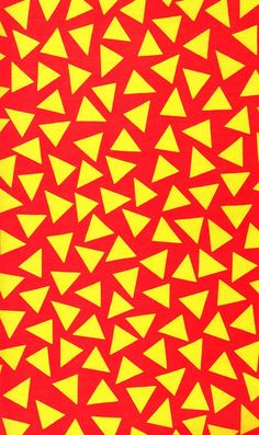 George Sowden, Triangolo Fabric, for Memphis