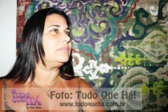 Empresária Sheila Lima,feliz com o sucesso de seu SPA MÃOS DE LUZ. Ritz Lagoa da Anta