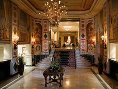 Madrid Royal Palace Interior -
