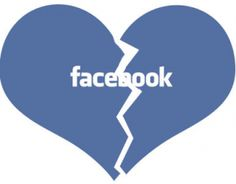 Breaking Up Is Hard To Do  But I'm doing it. No more facebook for me! Now I'm only a Pinterest addict! lol