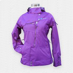 Nina Jacket Women's Purple