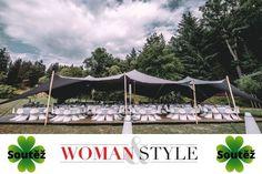 Soutěž: Vyhrajte víkendový pronájem party stanu na svoji zahradní party nebo svatbu #soutez #partystan #wedding #gardenparty #partystanhnedcz #womanandstylecz Patio, Womens Fashion, Outdoor Decor, Style, Swag, Women's Fashion, Woman Fashion, Outfits, Fashion Women