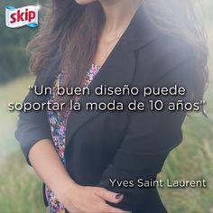 Yves Saint Laure - Frase