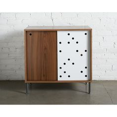 TOO by Blu Dot Twilight Storage Cabinet - For the office.