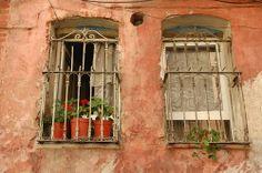 windows of time / cibali-istanbul Windows 1, Travelogue, Istanbul, Architecture, Painting, Arquitetura, Painting Art, Paintings, Architecture Design