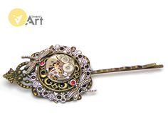 Barock bobby pin by Invent-Art