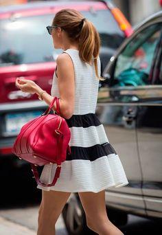 The Olivia Palermo Lookbook : Olivia Palermo's Best Fashion Moments