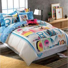 roxy beddinng set #colorful