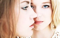 Blue is the warmest color actresses hookup