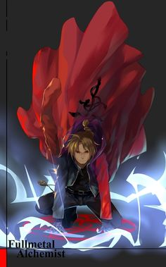 Edward Elric just being...well, Edward Elric.