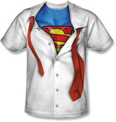 3766828c DC COMICS IM SUPERMAN COSTUME T SHIRT SM MED LG XL 2XL 3XL #DCComics #