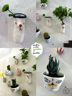 lili scratchy: mon petit jardin