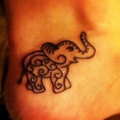A cute best friend tat.. I'd want on on my shoulder blade or wrist,