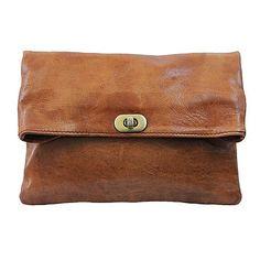 Foldo Cross Body Handmade Leather Handbag