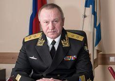 Штаб Балтфлота в Калининграде возглавил экс-командир атомной подлодки - ИА REGNUM
