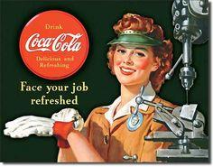Nostalgické reklamné tabule