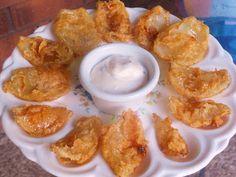 Angie's BIG Love of Food: Onion Petals (aka Chili's Awesome Blossom, remake)