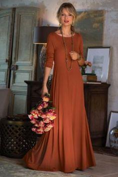 Santiago Boatneck Dress - Boatneck Dress, Dress With Pockets, Slimming Dress | Soft Surroundings