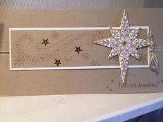 Stampin mit Scraproomboom: Weihnachtsstern