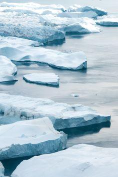 givncvrlos:  Icebergs in Disko Bay, Greenland | Jan Erik Waider
