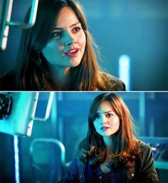 If you want me to travel with you that's fine. But as me. #doctorwho