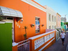 HD wallpaper: bo-kaap homes, cape town, wale street, house, architecture Architecture Wallpaper, Architecture Images, House Architecture, Residential Architecture, Colourful Buildings, Street House, Exterior House Colors, Cape Town, Feng Shui