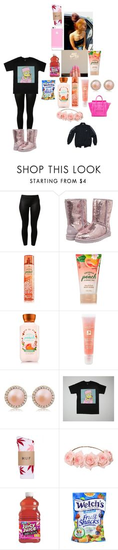 """""""~ Tiller Club ~"""" by foodislyfe ❤ liked on Polyvore featuring adidas, UGG Australia, Lancôme and plus size clothing"""