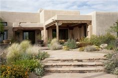 south west architecture | Bring Southwest Landscaping Style To Your Garden | Home Decoration ...