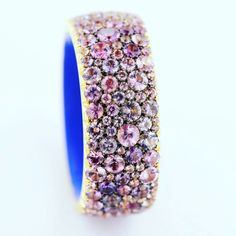 Multi color sapphire band.  #taffinjewelry #taffin #jamesdegivenchy…