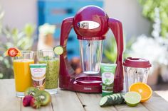 Consigue tu smoothie maker con Gourmet Garden