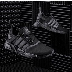d44ebe495de The adidas Color BOOST Pack launches September featuring NMD in triple  black and solar red and the newest member of the family –