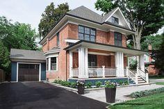 Restoration/Renovation 1 traditional-exterior