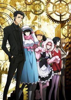 Steins;Gate 0 . Anime April 12, 2018