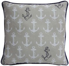 Cottoni Mini Anchors Cushion Great for affordable interior home fashion, decor and design. If you like what you see, you can buy our products at: http://www.malini.com/ Add great style, furnishings and trend to your bedroom or sitting room with our unique products. Nautical Sea Water Comfort House Living Sittingroom Bedrrom Couch Sofa Soft Furnishings Red Cusion Design Manufacturer Wholesale Buy Sell Product Home design Interior Design