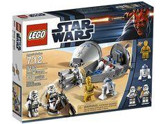 Jeu de construction LEGO Star Wars 9490 - Droid Escape