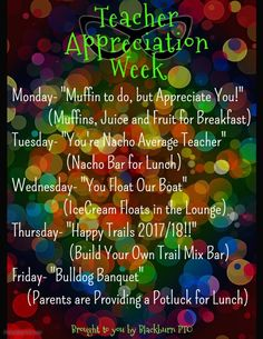 Show your desired appreciation using these teacher presents, say thanks for such a exertions with these easy DIY their personal gifts that even your kid can aid with. Volunteer Appreciation, Teacher Appreciation Gifts, Teacher Appreciation Week Schedule, Principal Appreciation, Teacher Presents, Best Teacher Gifts, School Staff, School Teacher, Yorkie