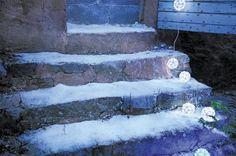Noël : 20 idées lumineuses pour le jardin et la façade - Côté Maison