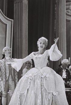 Anna Moffo as Manon,Florida GO,1963