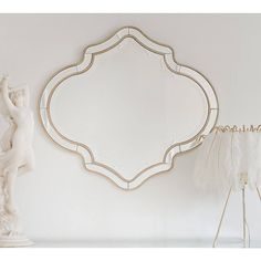 Buy the beautifully designed Alameda bevelled Mirror, by The French Bedroom Company. Shop 24 hours a day for Effortless Luxury Online. French Walls, French Mirror, Round Wall Mirror, Beveled Mirror, Mirror Mirror, French Console Table, Classic Wall Mirrors, Wedding Gift List, Shabby Chic Mirror