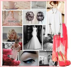 """""""J'adore! 3"""" by jadeeyyy ❤ liked on Polyvore"""