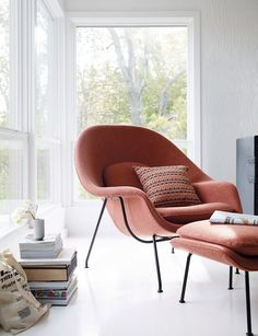 Someday :) Womb Chair designed by Eero Saarinen