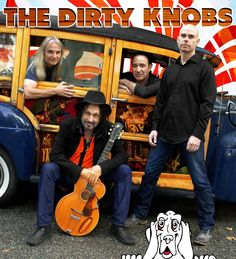 The Dirty Knobs Mike Campbell  Like Page @ https://www.facebook.com/thedirtyknobs?ref=profile