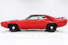 AutoTrader Classics - 1971 Plymouth Roadrunner Red | Muscle & Pony Cars | Houston, TX